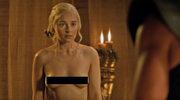 """""""Gra o tron"""": Emilia Clarke ma dość pytań o rozbierane sceny"""