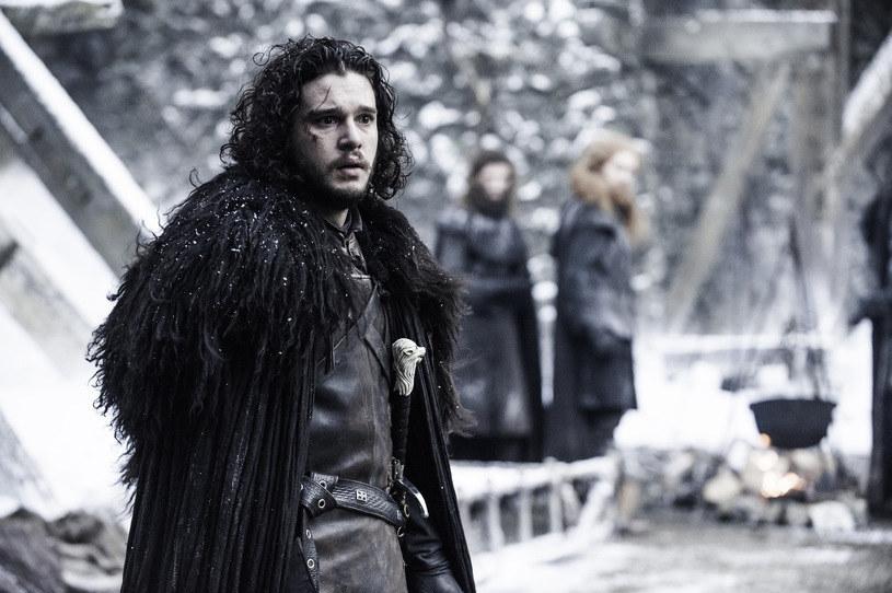 """""""Gra o tron"""": Jon Snow (Kit Harington) /HBO"""