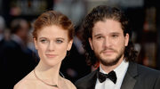 """Gra o tron"": Kit Harrington i Rose Leslie wzięli ślub!"