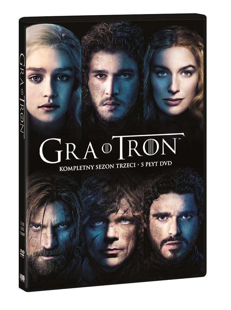 """""""Gra o tron"""" na DVD /materiały dystrybutora"""