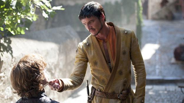 """Gra o tron"": Oberyn i Tyrion /HBO"