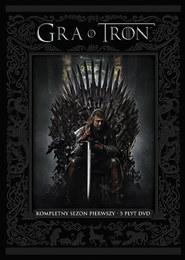 Gra o Tron, Sezon 1 (5 DVD)
