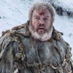 """""""Gra o tron"""": W książce Hodor umrze inaczej niż w serialu"""