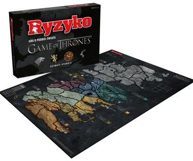 Gra o Tron w trzech odsłonach: Ryzyko, Cluedo i Monopoly