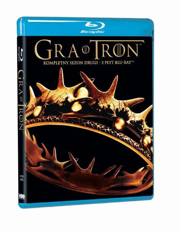 """""""Gra o tron"""" - wydanie Blu-ray /materiały prasowe"""