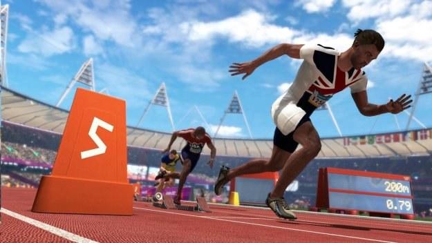 Gra oferuje 30 dyscyplin sportowych, takich jak biegi, rzuty kulą, skoki w dal i wiele innych /Informacja prasowa