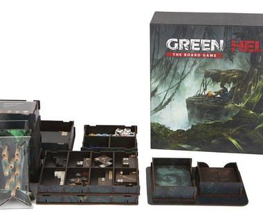 Gra planszowa Green Hell ufundowana na Kickstarterze w zaledwie 7 godzin