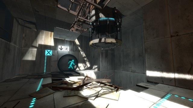 Gra prezentuje rewelacyjny sposób na przemieszczanie się po zatłoczonych galeriach handlowych /Informacja prasowa