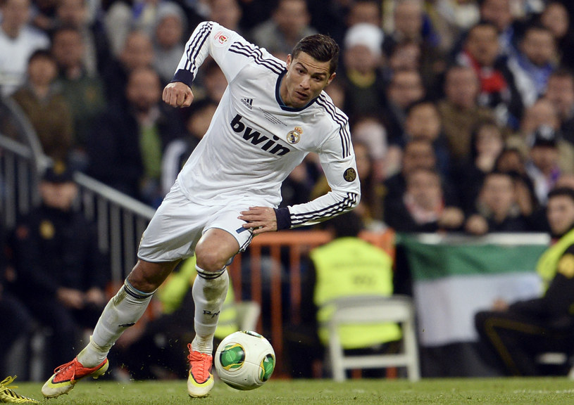 Gra Realu nadal będzie opierała się na popisach CR7 /AFP