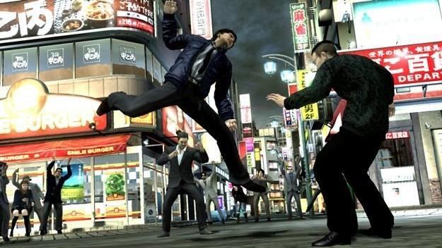 Gra w zbijaka według azjatyckiej mafii /Informacja prasowa