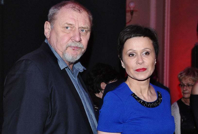 Grabowski i Kruszewska są w trakcie rozwodu /Andras Szilagyi /MWMedia