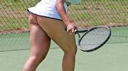 Grace J Teal poszła grać w tenisa! Ludzie zamarli!