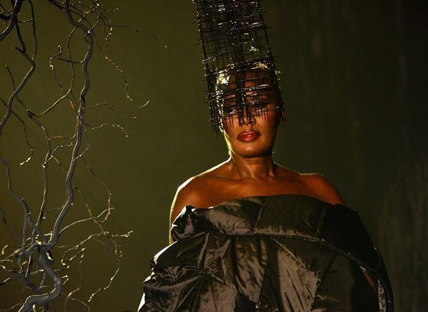 Grace Jones słynie z ekstrawagancji - fot. Tullio M. Puglia /Getty Images/Flash Press Media