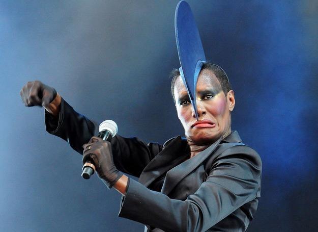 Grace Jones to główna gwiazda Artpop Festival w Bydgoszczy - fot. Jim Dyson /Getty Images/Flash Press Media