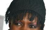 Grace Jones w przedziwnej stylizacji