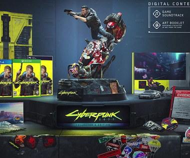Gracz odzyskał pieniądze za kolekcjonerkę Cyberpunk 2077, może ją zatrzymać
