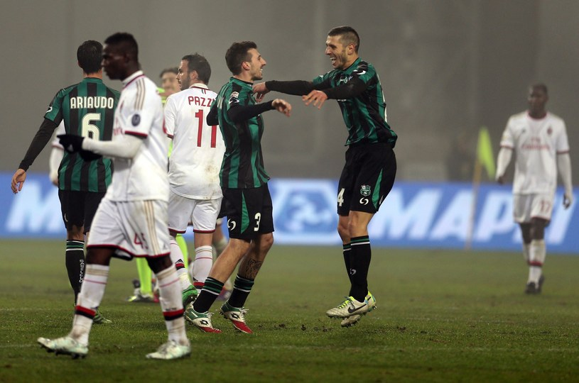 Gracz typował mecze ligi włoskiej /AFP