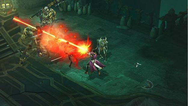 Gracze Diablo III znaleźli się na celowniku cyberprzestępców /materiały prasowe