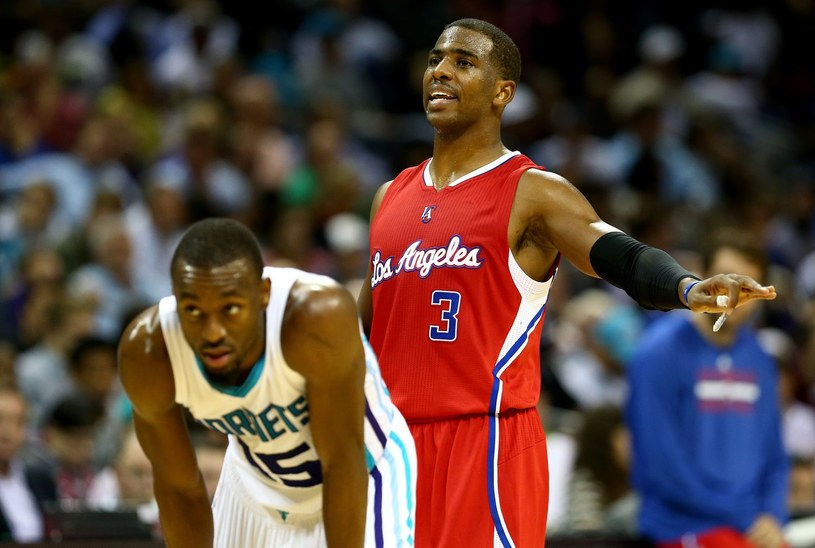 Gracze Hornets i Clippers polecą do Chin /AFP