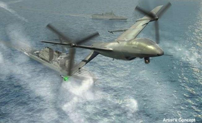 Grafika ilustracyjna.  Fot. DARPA /materiały prasowe