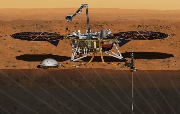 Grafika ilustracyjna /NASA