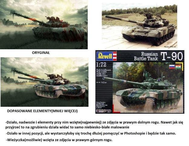 Grafika koncepcyjna czołgu /CD Action