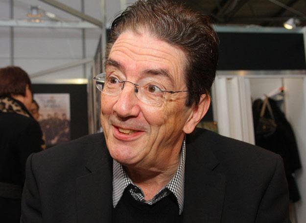Graham Masterton podczas spotkania z krakowskimi czytelnikami_fot. Damian Klamka /East News