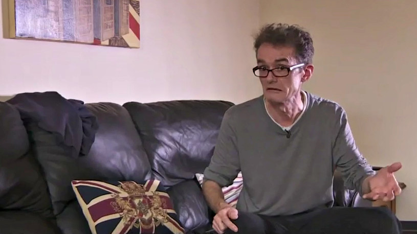 Graham Smith - inżynier, który sam się zoperował /BBC /materiały prasowe