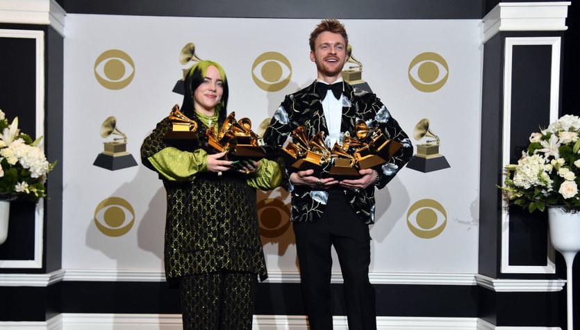 Grammy Awards 2020: Billie Eilish z historycznym zwycięstwem