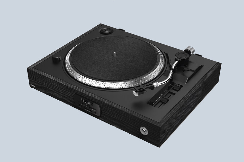 Gramofon Hama TT3000RBT /materiały prasowe