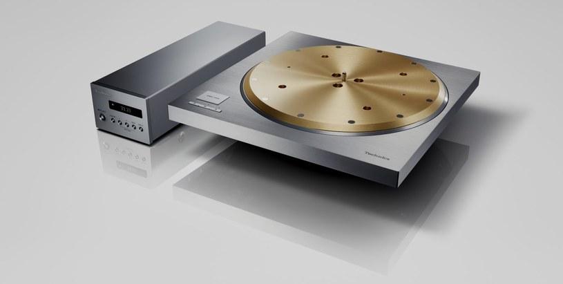 Gramofon Technics SP10-R /materiały prasowe