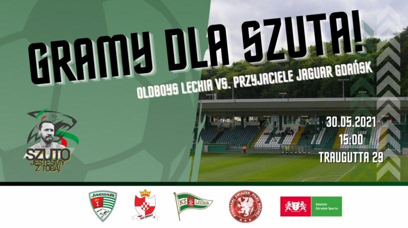Gramy dla Szuta! / fot. Jaguar Gdańsk /