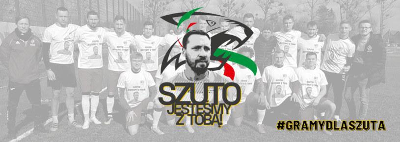 """""""Gramy dla Szuta"""" / Jaguar Gdańsk /"""