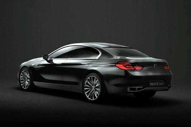 Gran coupe od BMW /