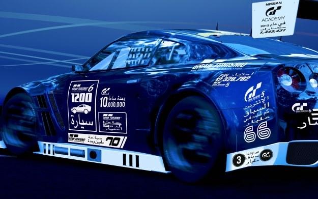Gran Turismo 6 /materiały prasowe