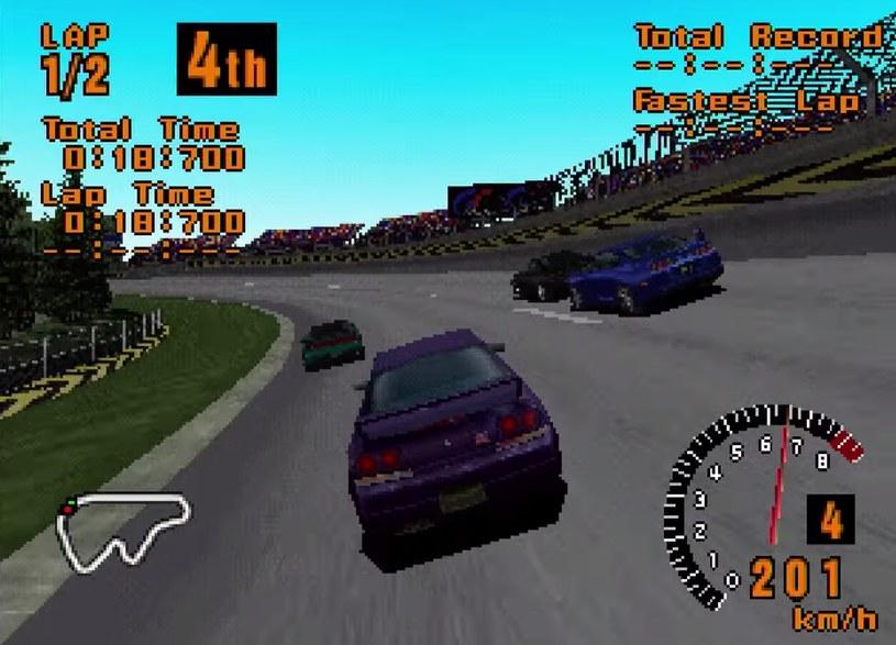 Gran Turismo - tak wyglądały początki jednego z najlepszych symulatorów wyścigów na świecie /materiały źródłowe
