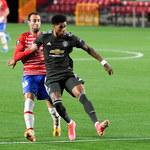 Granada CF - Manchester United. Skandalista przerwał mecz