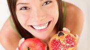 """Granat: """"jabłko"""" życia"""