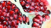Granat: owoc zamiast cukierka