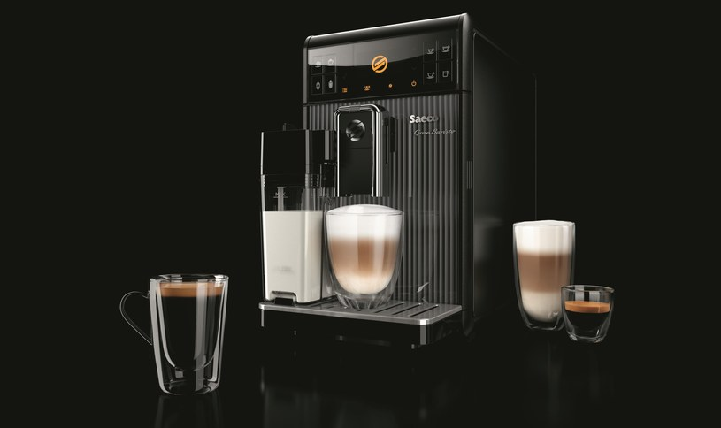 Granbaristo przygotowuje 16 napojów kawowych /materiały prasowe