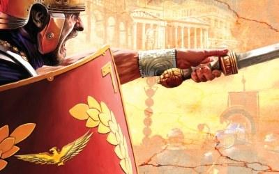 Grand Ages: Rome - fragment okładki /INTERIA.PL