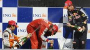 Grand Prix Belgii: Kubica tuż za podium!