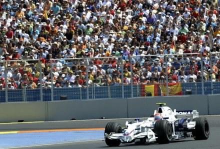 Grand Prix Europy na torze Walencji odbędzie się 23 sierpnia. /AFP