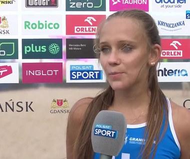 Grand Prix siatkarek 2021. Paulina Zaborowska: Takie turnieje to coś innego. Można miło spędzić czas (POLSAT SPORT). Wideo