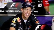 Grand Prix Singapuru: Pierwsza szansa Vettela