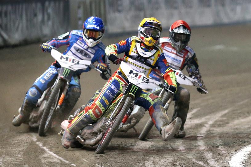 Grand Prix w Gorzowie. Na prowadzeniu Niels Kristian Iversen /Jakub Piasecki /Newspix