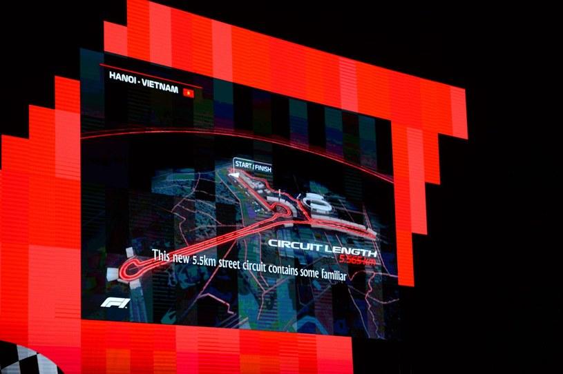 Grand Prix Wietnamu nie dojdzie do skutku /AFP