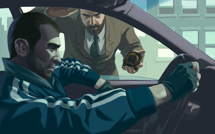 Grand Theft Auto IV /materiały prasowe