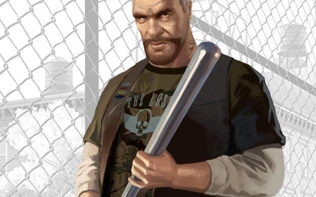 Grand Theft Auto - motyw graficzny /Informacja prasowa