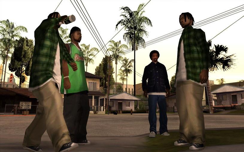 Grand Theft Auto: San Andreas /materiały prasowe